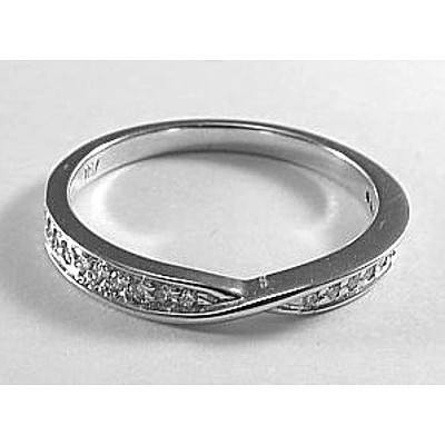 18ct White Gold Diamond-set Ring
