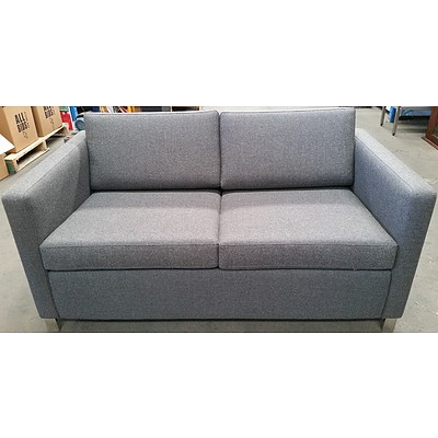 Contemporary Two Seater Sofa