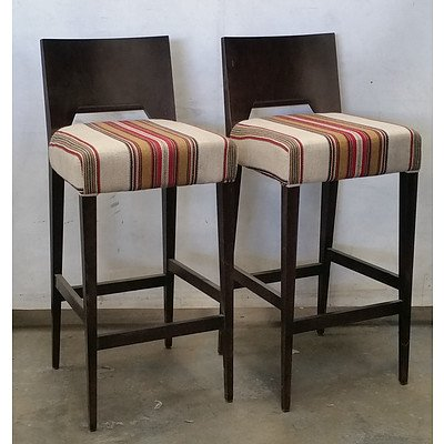 Pair of Quid Design Bass Bar Chairs