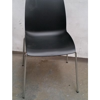 Contemporary Occasional Chairs Lot of Four