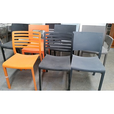 DD Furniture Fiona Chairs and Contemporary Occasional Chairs - Lot of 11