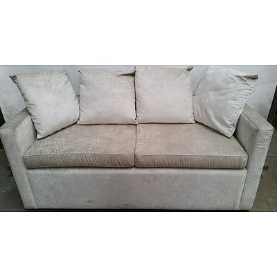 Two Seater Lounge Chair