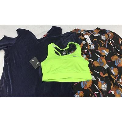 Bulk Lot of Brand New Women's Clothing - RRP Over $900