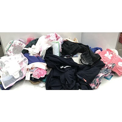 Bulk Lot of Brand New Children's Clothing & Accessories - RRP Over $600