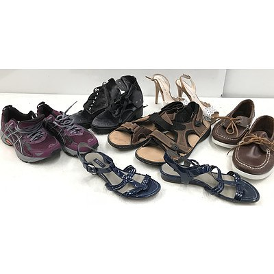 Bulk Lot of Brand New Shoes - RRP Over $600