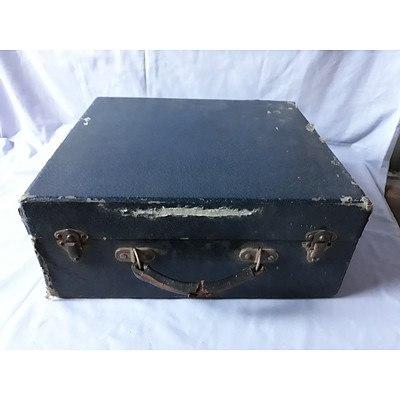 Vintage Blue Case