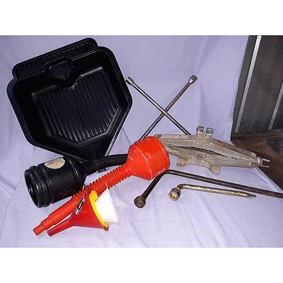 Car maintenance items