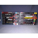 16 Various PS3 games