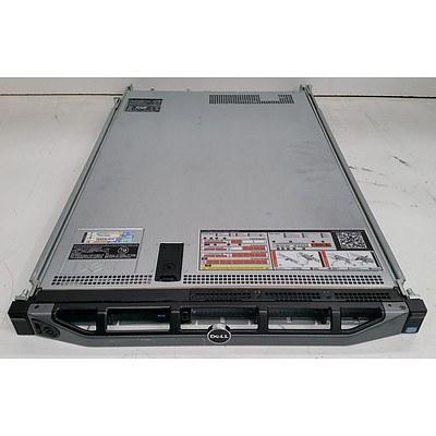 Dell PowerEdge R620 Dual Hexa-Core Xeon (E5-2630 v2) 2.60GHz 1 RU Server