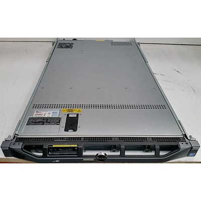 Dell PowerEdge R610 Dual Quad-Core Xeon (E5640) 2.67GHz 1 RU Server