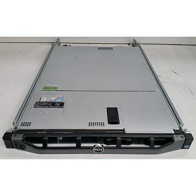 Dell PowerEdge R420 Dual Quad-Core Xeon (E5-2403 v2) 1.80GHz 1 RU Server