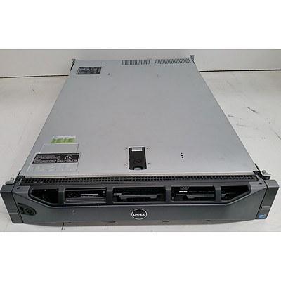 Dell PowerEdge R710 Dual Hexa-Core Xeon (E5645) 2.40GHz 2 RU Server