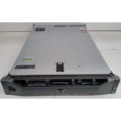 Dell PowerEdge R710 Dual Quad-Core Xeon (X5677) 3.47GHz 2 RU Server