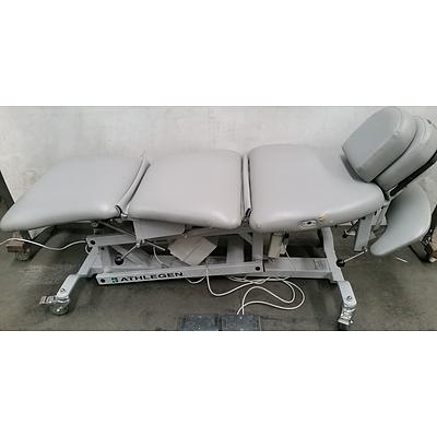 Athlegen Electric Therapy/Massage Table