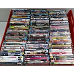 Assorted DVDs - Lot of 120