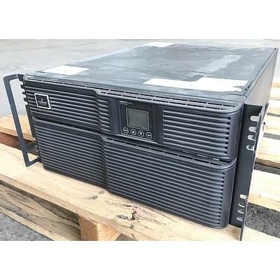 Liebert Emerson GXT4-5000RT230 4000w Rackmount UPS