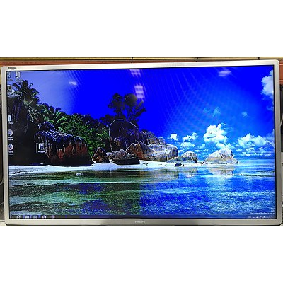 Philips 55HFL5007D/10 55 inch Full HD Smart LCD Television