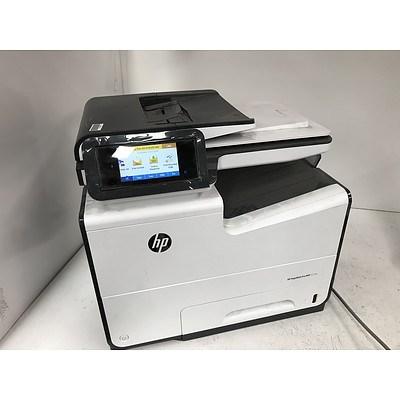 Hp PageWide Pro MFP 577dw Colour Laser Printer