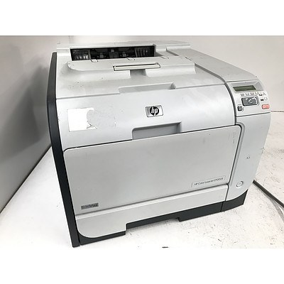 Hp Color LaserJet CP2025 Colour Laser Printer