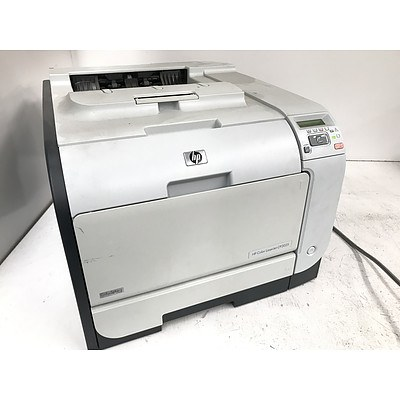 Hp Color LaserJet CP2025 Colour Laser Printer
