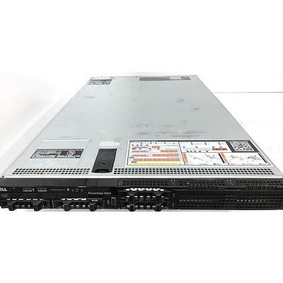 Dell PowerEdge R610 Dual 8-Core Xeon E5-2650 v2 2.6GHz 1 RU Server