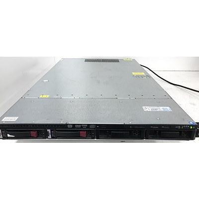 Hp P4000 G2 Dual-Core Xeon E5503 2.0GHz 1 RU SAN Solutions Smart Array