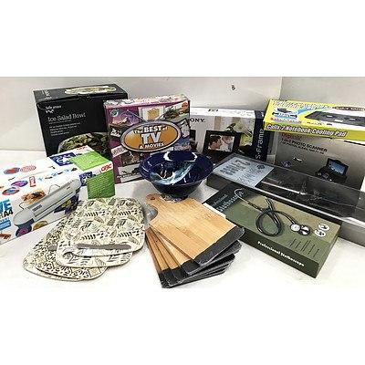 Bulk Lot of Homeware Items