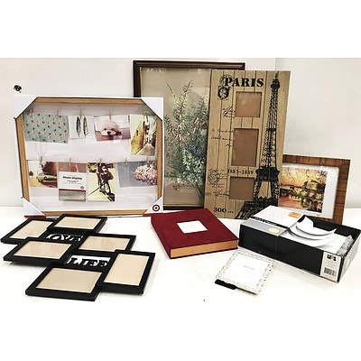 Photo Frames and Wall Prints