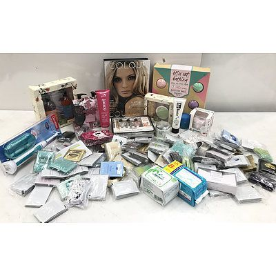 Bulk Lot of Brand New Cosmetics & Accessories - RRP Over $400