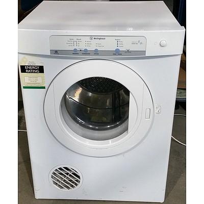 Westinghouse 6kg Clothes Dryer