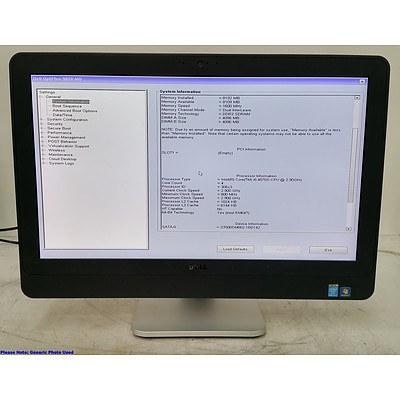 """Dell OptiPlex 9020 AIO Core i5 (4570S) 2.90GHz 23"""" All-in-One Computer"""