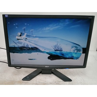 Acer (X223w) 22-Inch Widescreen LCD Monitor