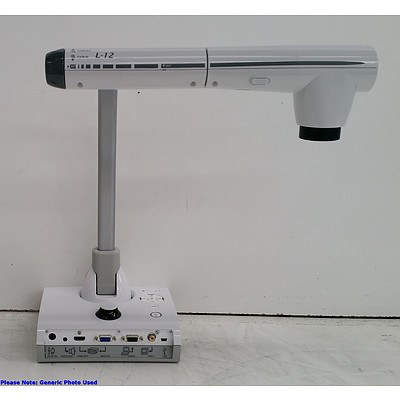 Elmo L-12 12x Optical Zoom Document Camera