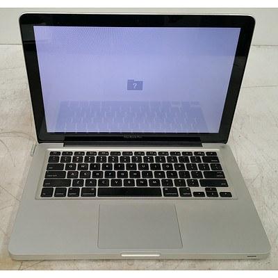 Apple (A1278) 13.1-Inch Core i7 (2620M) 2.70GHz MacBook Pro
