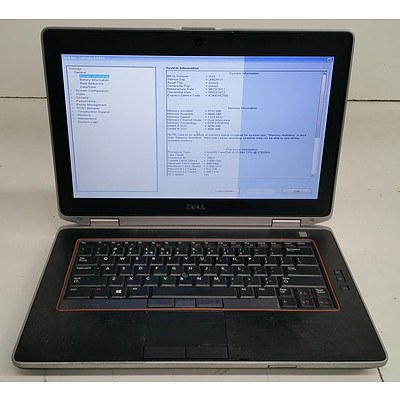 Dell Latitude E6420 14-Inch Core i5 (2520M) 2.50GHz Laptop