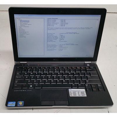Dell Latitude E6230 12.5-Inch Core i7 (3520M) 2.90GHz Laptop