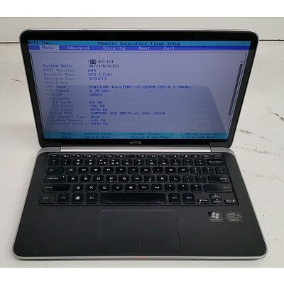 Dell XPS L321X 13-Inch Core i7 (2637M) 1.70GHz Laptop