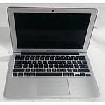 Apple (A1465) 11-Inch Core i5 (3317U) 1.70GHz MacBook Air
