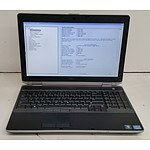 Dell Latitude E6530 15.6-Inch Core i7 (3520M) 2.90GHz Laptop
