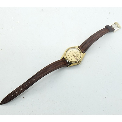 Ladies Seiko Automatic Watch with Date