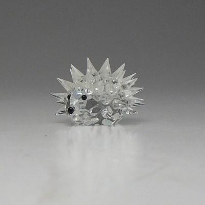 Swarovski Hedgehog Figurine
