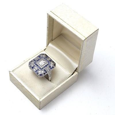 Decorative Costume Jewellery Ring