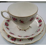 Vintage Ridgway Queen Anne Bone China Tea Setting