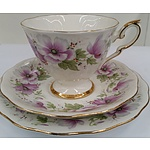 Vintage Royal Standard Fine Bone China Tea Setting