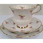 Vintage Windsor Fine Bone China Tea Setting