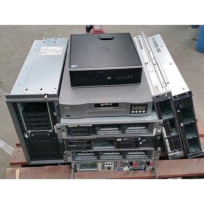 Bulk Lot of Assorted IT Equipment