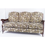 Three Piece Jarvi Lounge Suite Circa 1960s