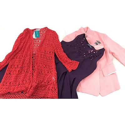 Bulk Lot of Brand New Women's Clothing - RRP Over $600