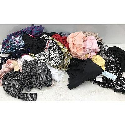 Bulk Lot of Brand New Women's Clothing - RRP Over $400