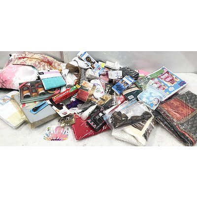 Bulk Lot of Brand New Manchester & Cosmetics - RRP Over $400